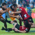 2019 Super Rugby Final – Crusaders v Jaguares, 6 July 2019